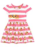 Paw Patrol Girls Skye Dress Size 7 Pink