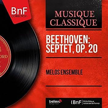 Beethoven: Septet, Op. 20 (Mono Version)