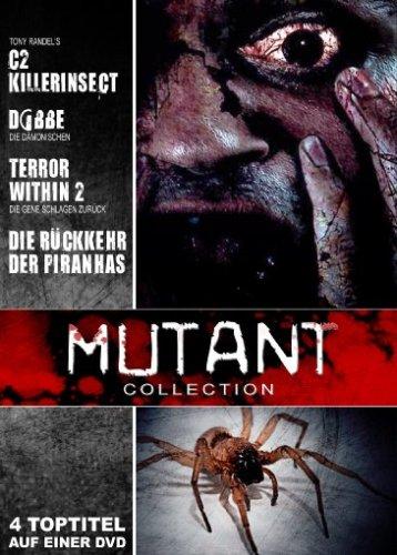 Mutant Horror Collection (C2-Killerinsect/D@bbe-Die Dämonischen & Terror Within I+II) [Edizione: Germania]