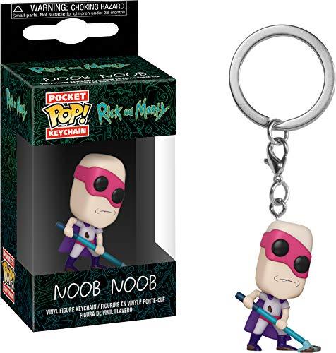 Funko Pop! Rick & Morty - Keychain Noob Noob