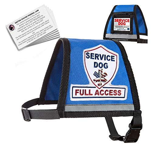 Complete Service Dog Vest with Exclusive Patch