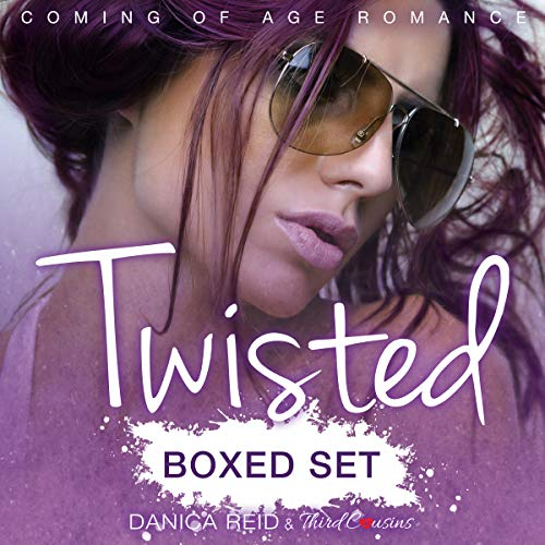 Twisted Saga cover art