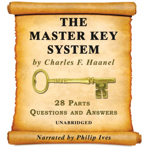The Master Key System Audiobook - All 28 Parts Titelbild