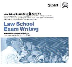 Law School Legends Audio on Exam Writing (Law School Legends Audio Series)