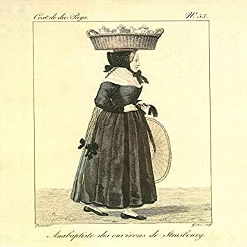 Mennonite Lady