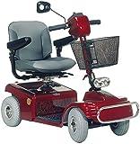 Elektromobil Shoprider® TE 888 NR (6 km/h) Rot -
