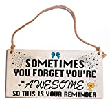 Gifts for Women Birthday Gifts You are Awesome for Women Daughter Girl Small Personalized Gifts for Best Women Friend Under 10 15 20 Dollars Gifts for Friends Female Christmas Graduation Presents