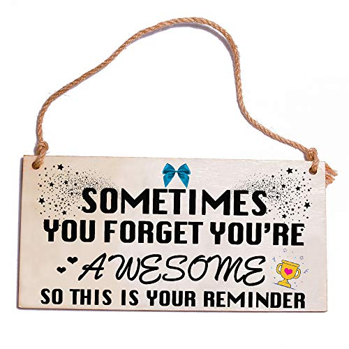 Birthday Gifts for Women Friends Female Gifts You Are Awesome Sign Gifts for Women Coworker Inspirational Gifts Thinking of You Thank You Gifts Bday Gifts under 10 Dollars Woman Best Friends Encouragement Gifts
