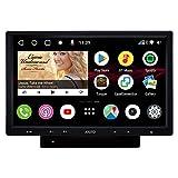 [10 Pulgadas QLED] ATOTO S8 Premium S8G2103M,Android Coche en el Tablero de vídeo y navegación,Dual BT con aptX,teléfono Integración Link,VSV Aparcamiento,512 GB Soporte SD,de Carga y más QC3.0