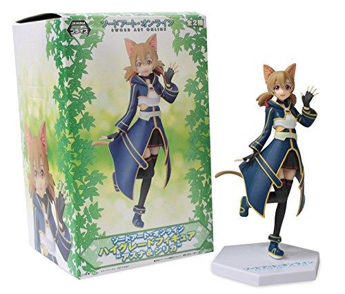 Sword Art Online ALfheim Online HG SIlica PVC Figure