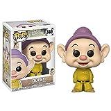 Funko Pop!- Disney: Snow White-Dopey Figura de Vinilo, (21718), Modelos surtidos
