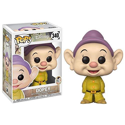 Funko POP! Disney: Blancanieves y los siete enanitos: Mudito