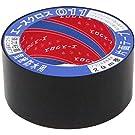 光洋化学 気密防水テープ エースクロス アクリル系強力粘着 片面テープ 011 黒 50mm×20m 30巻セット