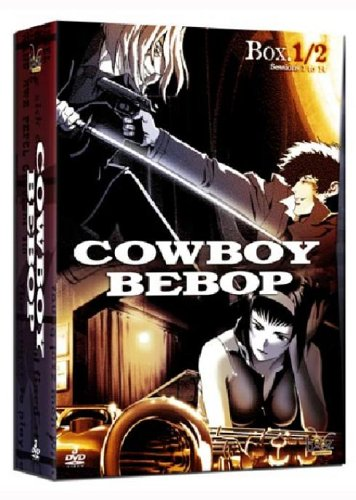 Cowboy Bebop Collection Box 1