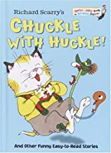 Richard Scarry's Chuckle with Huckle!: And Other Funny Easy-to-Read Stories (Bright and Early Books)