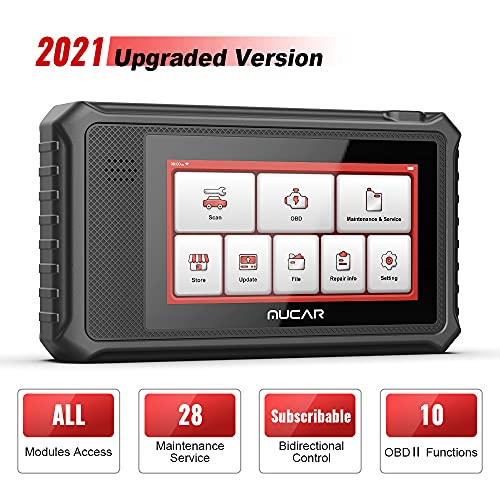 mucar VO6 Bluetooth obd2 Diagnosescanner