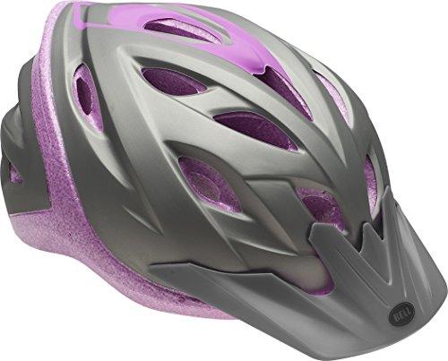 Bell 7063318 Women's Titanium Purple Palace Hera Helmet