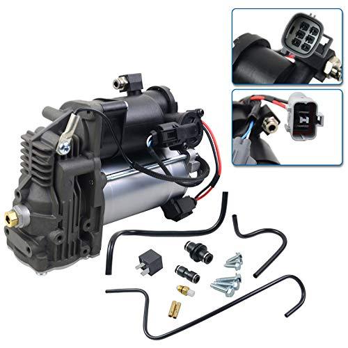 LR015303 AMK Style Bomba de compresor de aire y kit de reparación #LR023964 LR044360 para LR3 2005-2016 / Range Rover Sport 2005-2013