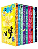 Tail of Emily Windsnap Series the Complete Collection 9 Books Box Set by liz Kessler (Tides of Time, Pirate Price, Falls of Forgotten island,Ship of the Midnight Sun & More)