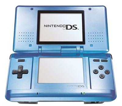 Blue Handheld Console (Nintendo DS)