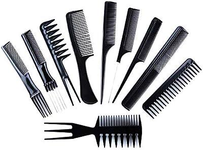 Styling Comb Set 10pcs
