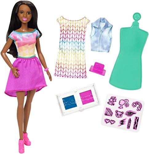 Barbie Crayola Color Stamp Fashion