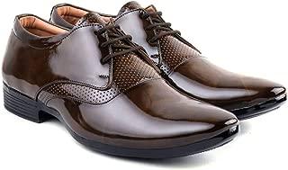 GR8 Men's Formal Synthetic Leather Shoes for Men