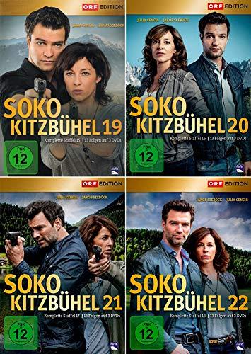SOKO Kitzbühel - Box 19-22 (12 DVDs)