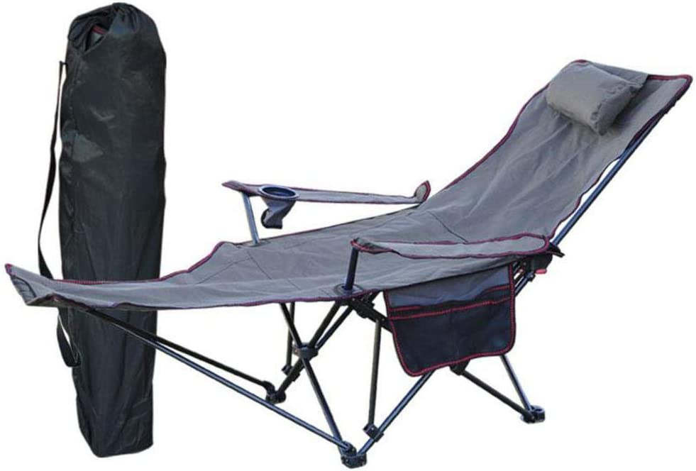 TriGold Recliner Camping Chair with Footrest Excellence Max 49% OFF Heavy Folding Duty