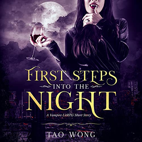 First Steps into the Night cover art