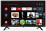 Micromax 81 cm (32 inches) HD Ready LED Smart Certified Android TV 32CAM6SHD (Black) (2019 Model)
