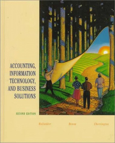 Accounting, Information Technology,  and Business Solutions