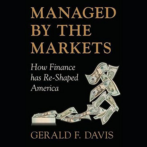 Managed By the Markets audiobook cover art