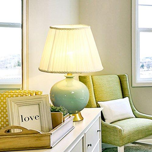 - Tafellamp keramische tafellamp - Beste keramische tafellamp serie In Amazon Mall (VC18509) - eersteklas kwaliteit bedlampje