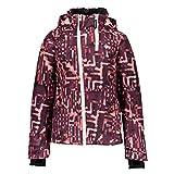 Obermeyer Kids Girl's Taja Print Jacket (Little Kids/Big Kids) Liquid Camo MD (10-12 Big Kids)