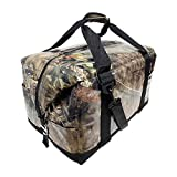 Polar Bear Coolers Mossy Oak Camo 48-Pack Soft Cooler Bag, Original, Break-up Country