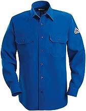 Bulwark Uniform Shirt, Nomex IIIA, 6 oz., Men, SND6RB, RGXL