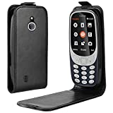 95Street Case for Nokia 3310, Wallet Case with Credit Card