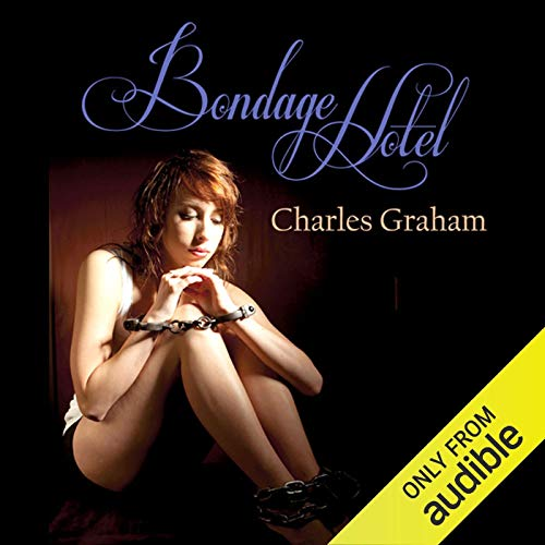 Bondage Hotel audiobook cover art