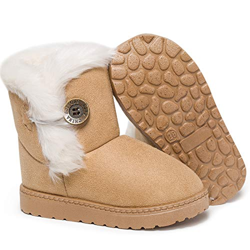 Girls Fat Infant Boots