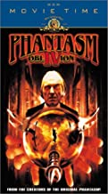 Phantasm 4: Oblivion VHS