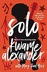 April Family Book List - Solo