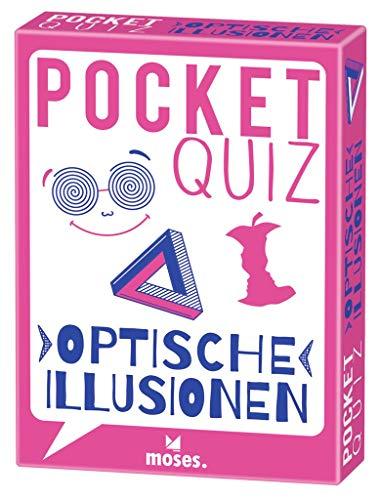Pocket Quiz Optische Illusionen (Pocket Quiz / Ab 12 Jahre /Erwachsene)