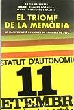 El triomf de la memòria: La manifestació de l'Onze de setembre de 1977 (Base Històrica)