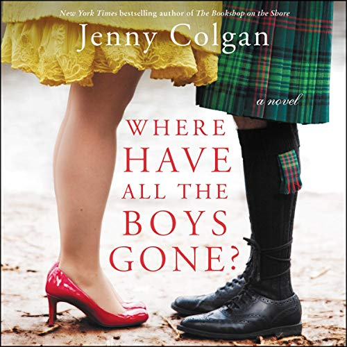 Where Have All the Boys Gone? audiobook cover art