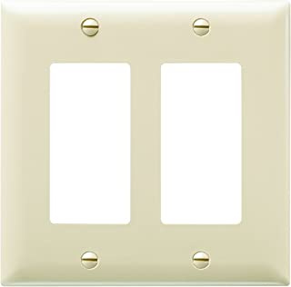 Legrand-Pass & Seymour TP1ICP Trade Master Nylon Wall Plate with One Toggle Switch Opening, TP262ICC30