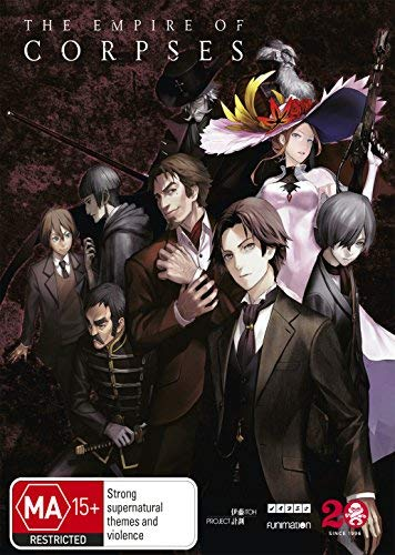 The Empire of Corpses ( Shisha no teikoku ) [ Australische Import ] (Blu-Ray)