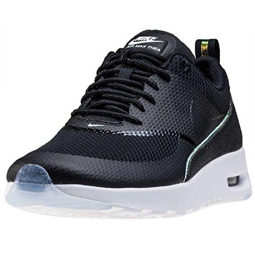 Nike 616723-014 Trainers, Woman, Black, 36 1/2
