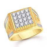 MEENAZ Jewellery Valentine Birthday Gifts Styish Gold Jewellery Rings for Men Man Boys