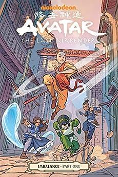 Avatar: The Last Airbender-Imbalance Part One (Avatar: the Last Airbender - Imbalance Book 1) by [Faith Erin Hicks, Michael Dante DiMartino, Bryan Konietzko, Peter Wartman]